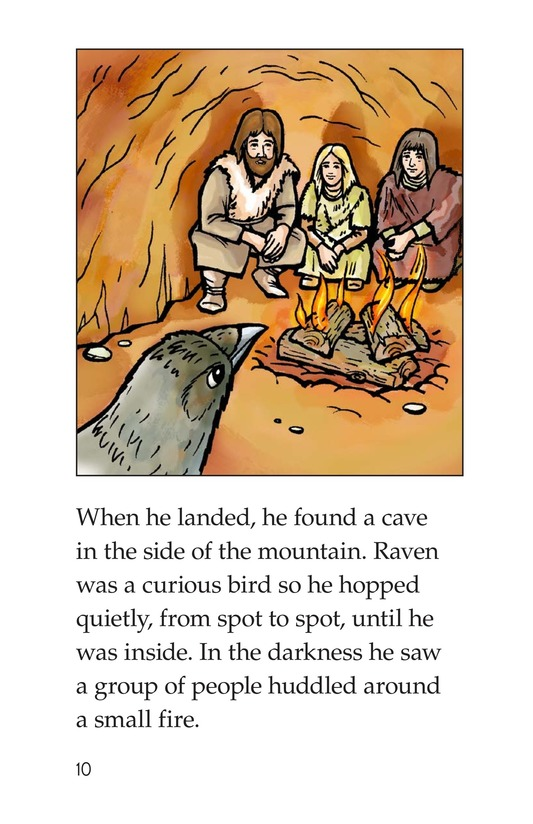 Book Preview For Raven and the Flood Page 10