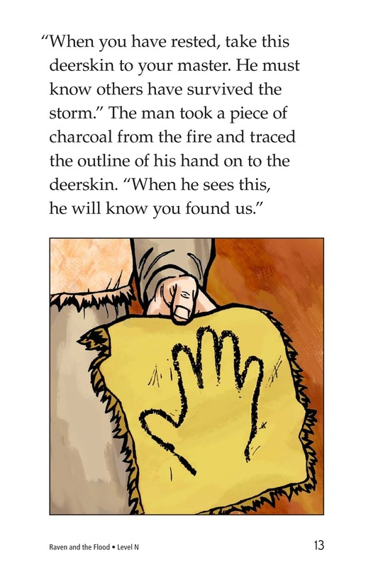 Book Preview For Raven and the Flood Page 13