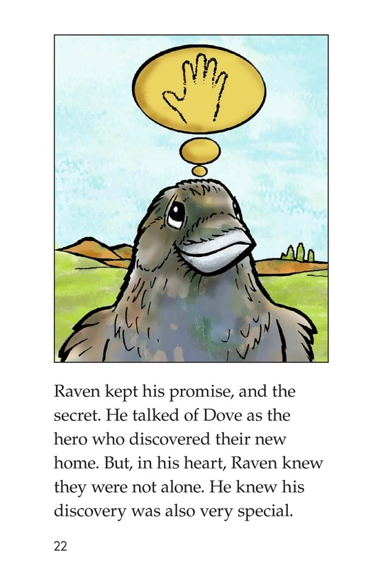 Book Preview For Raven and the Flood Page 22