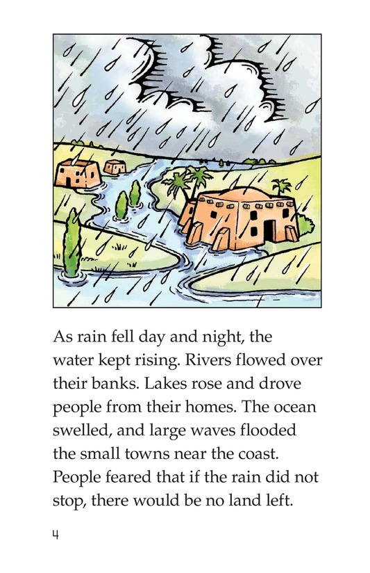 Book Preview For Raven and the Flood Page 4