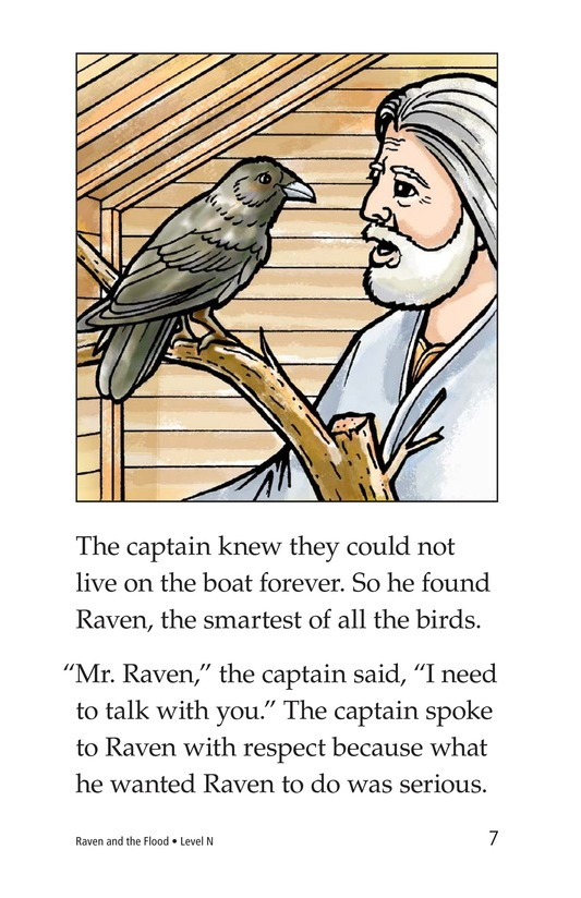 Book Preview For Raven and the Flood Page 7