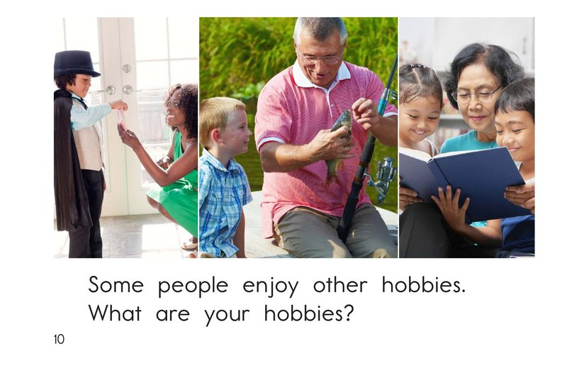 Book Preview For Hobbies Page 10
