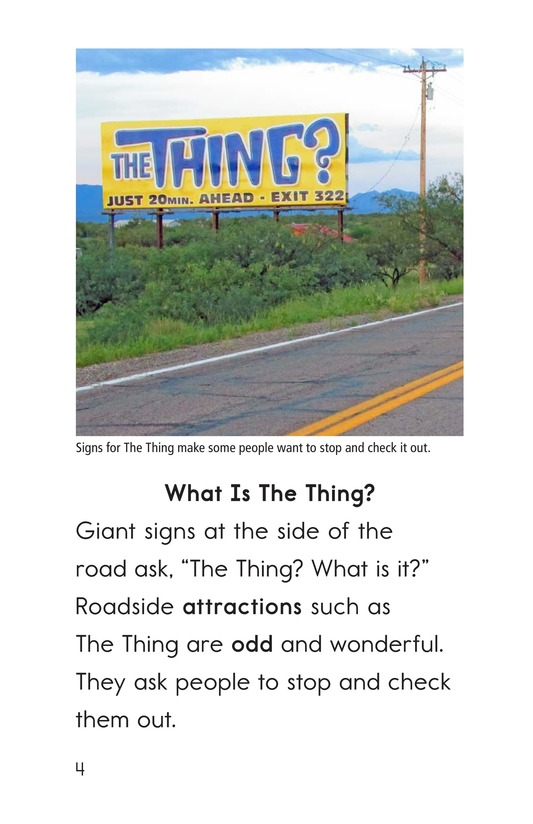Book Preview For Roadside Oddities Page 4