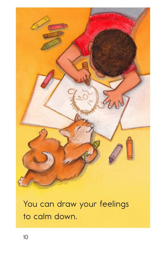 Book Preview For Calming Down Page 10