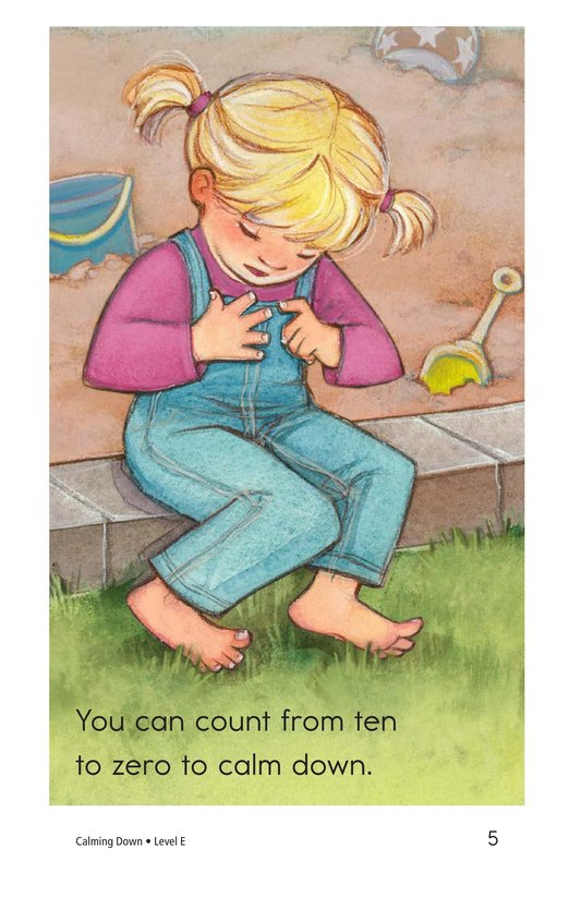 Book Preview For Calming Down Page 5