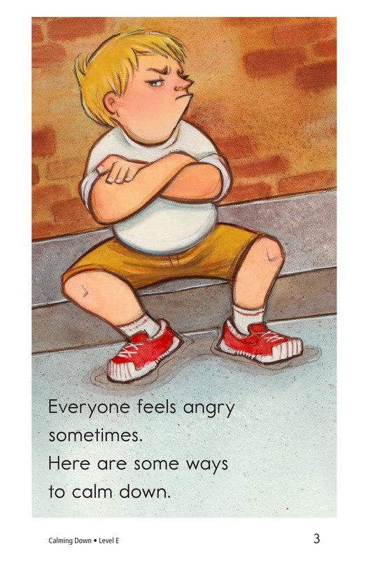 Book Preview For Calming Down Page 3