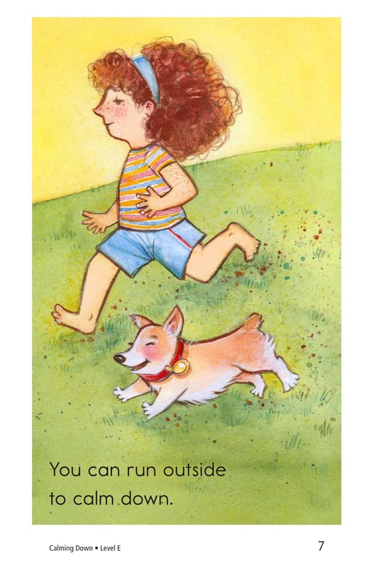 Book Preview For Calming Down Page 7