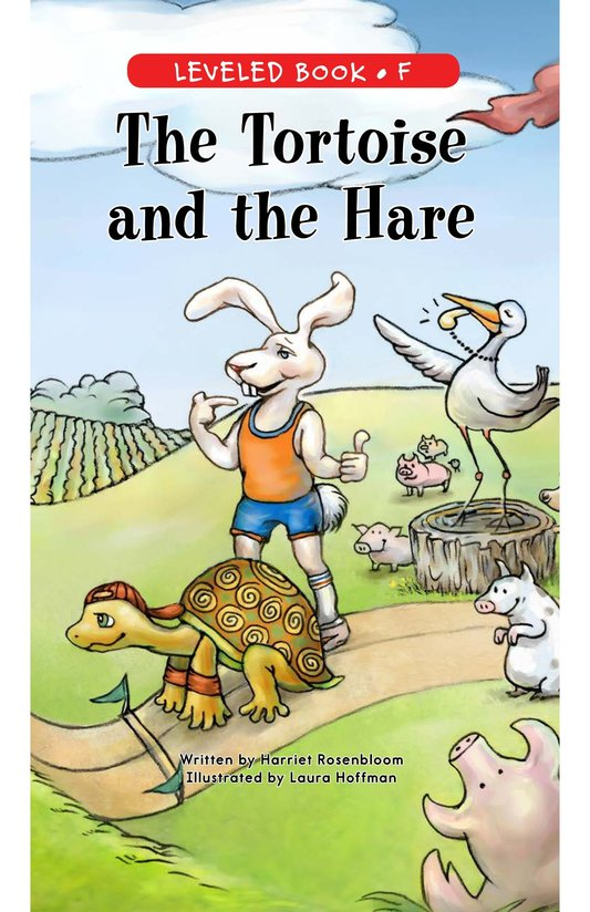 Book Preview For The Tortoise and the Hare Page 1
