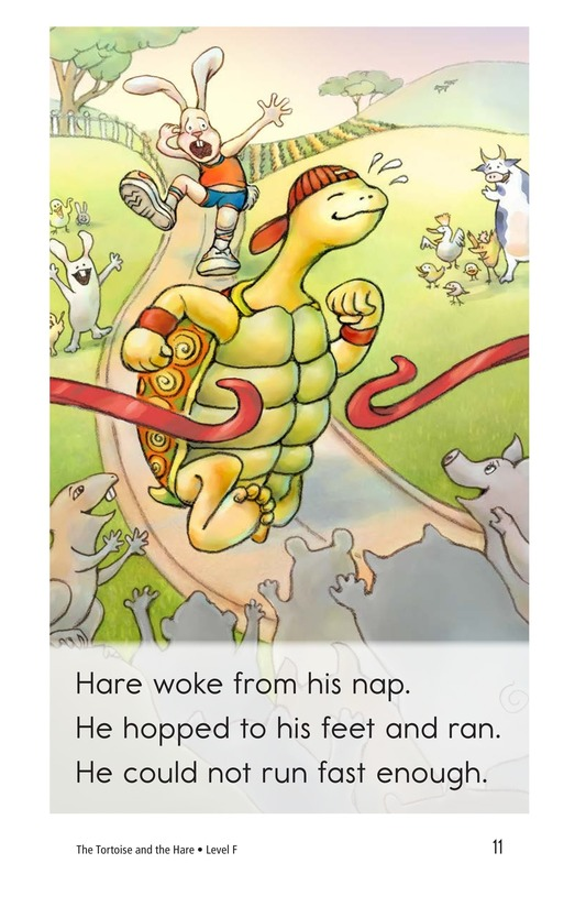 Book Preview For The Tortoise and the Hare Page 11