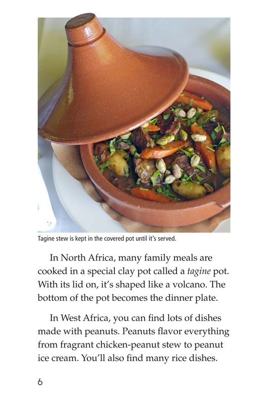 Book Preview For Foods Around the World Page 6