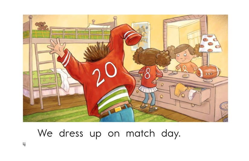 Book Preview For The Big Game Page 4
