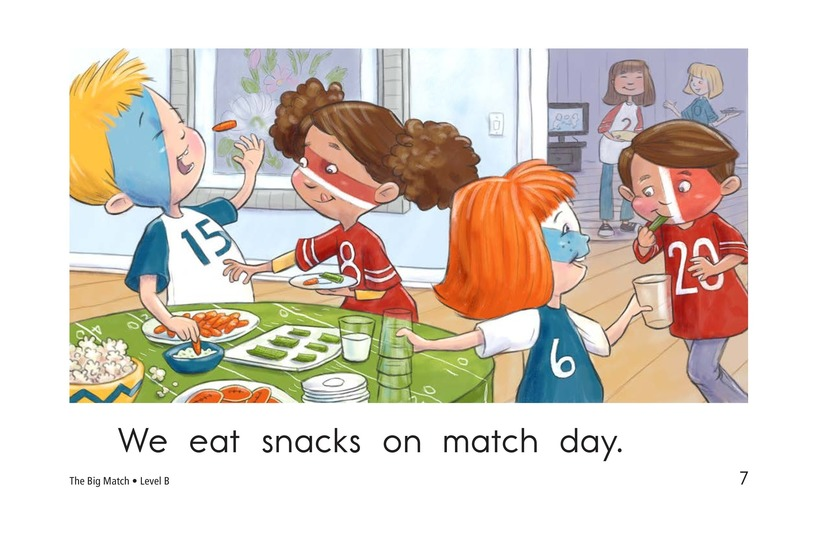 Book Preview For The Big Game Page 7
