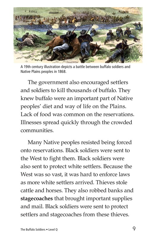 Book Preview For The Buffalo Soldiers Page 9
