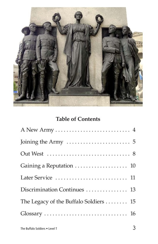 Book Preview For The Buffalo Soldiers Page 3