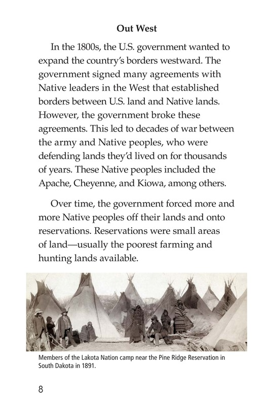 Book Preview For The Buffalo Soldiers Page 8
