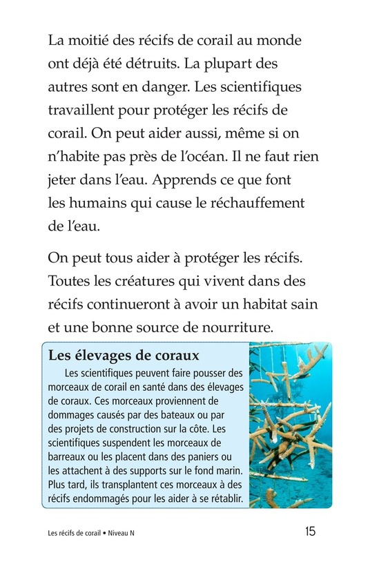 Book Preview For Coral Reefs Page 15