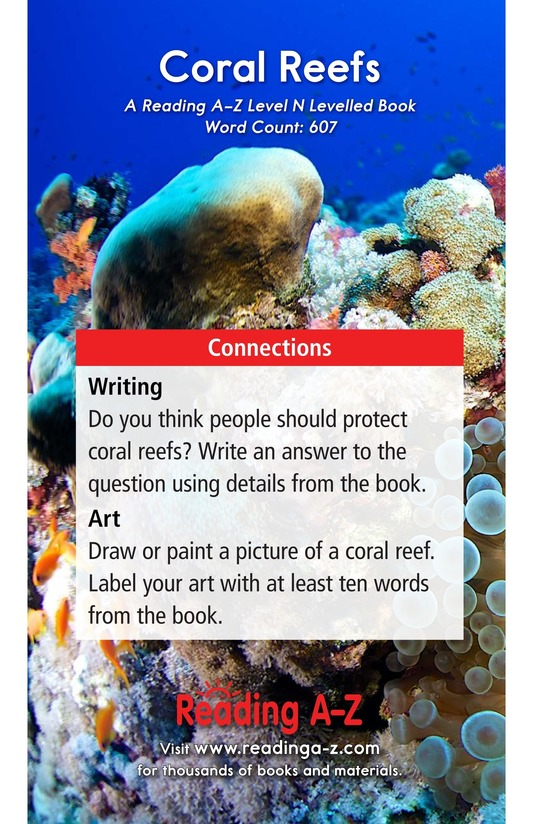 Book Preview For Coral Reefs Page 17