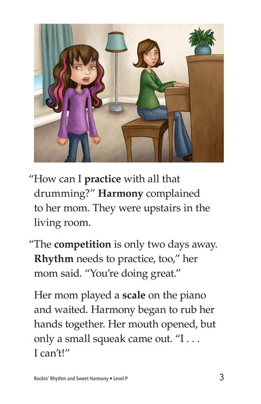 Book Preview For Rockin' Rhythm and Sweet Harmony Page 3