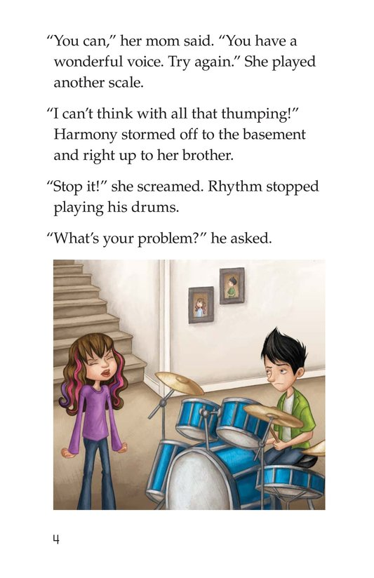 Book Preview For Rockin' Rhythm and Sweet Harmony Page 4