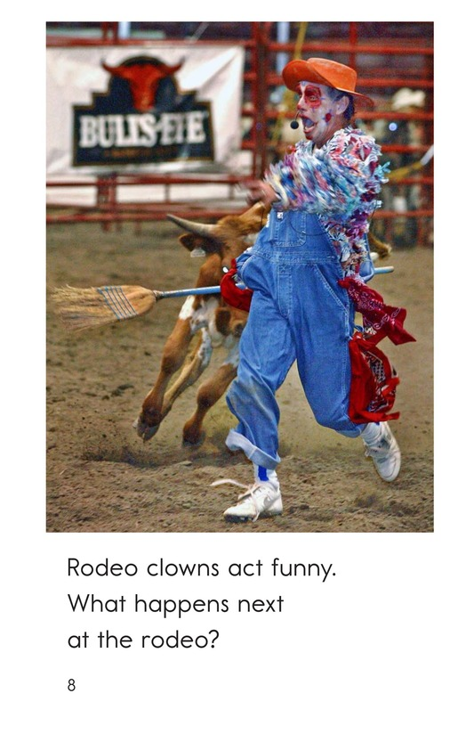 Book Preview For At the Rodeo Page 8