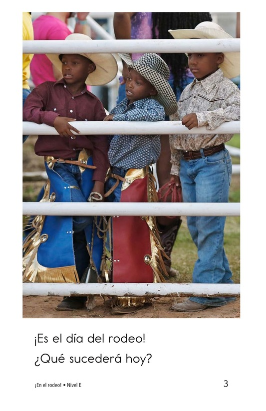 Book Preview For At the Rodeo Page 3