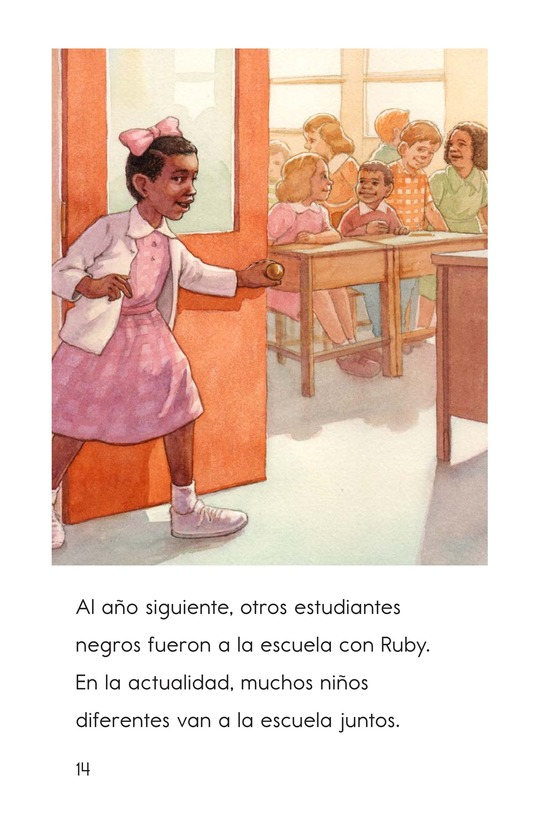 Book Preview For Ruby Bridges Page 14