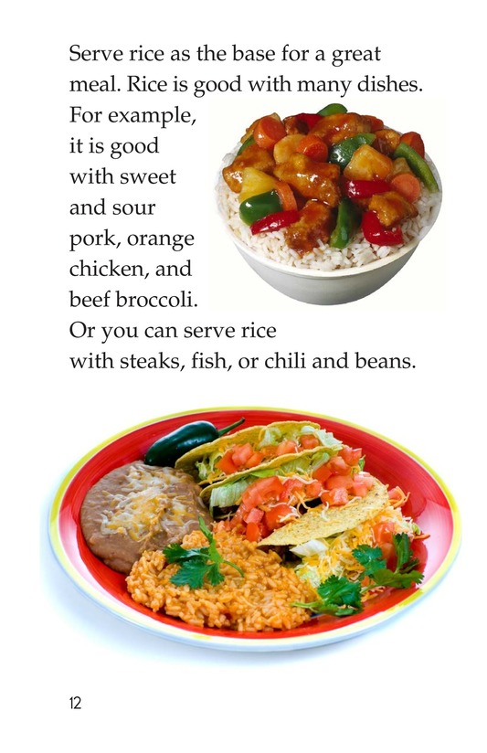 Book Preview For Making Rice Page 12