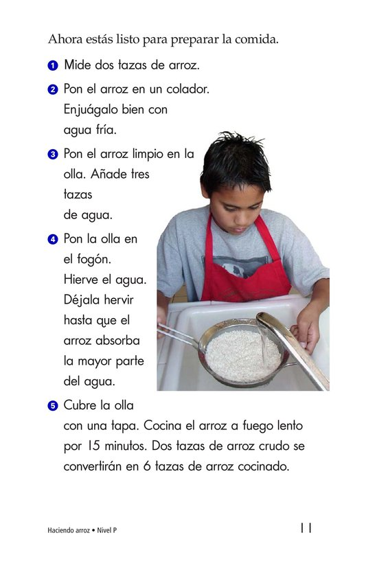 Book Preview For Making Rice Page 11