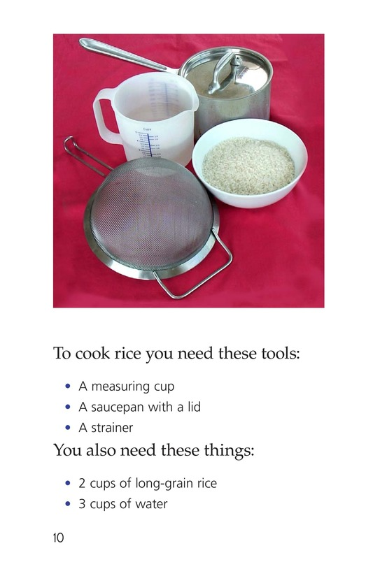 Book Preview For Making Rice Page 10