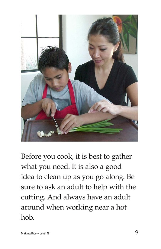 Book Preview For Making Rice Page 9