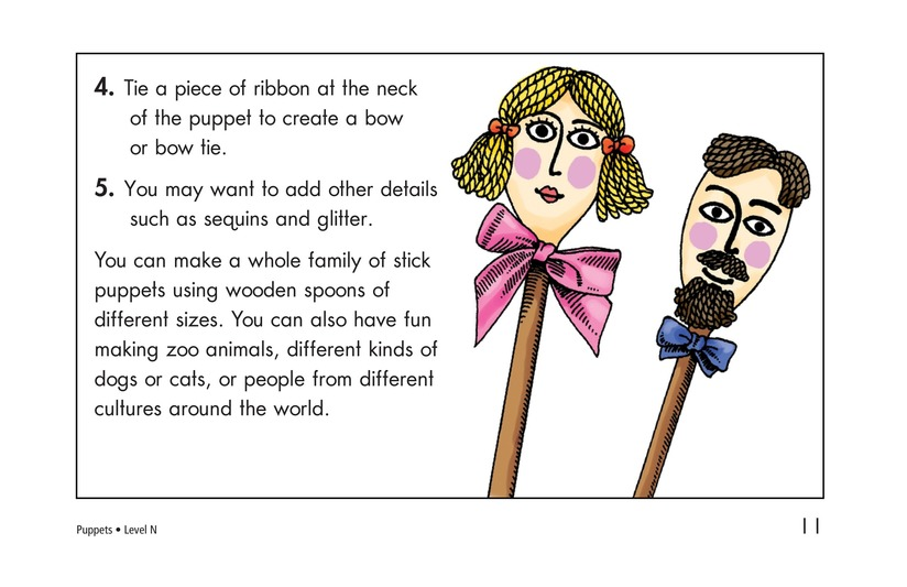 Book Preview For Puppets Page 11