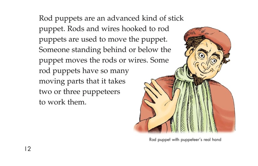 Book Preview For Puppets Page 12