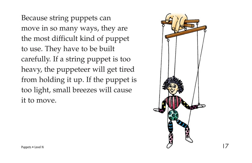 Book Preview For Puppets Page 17