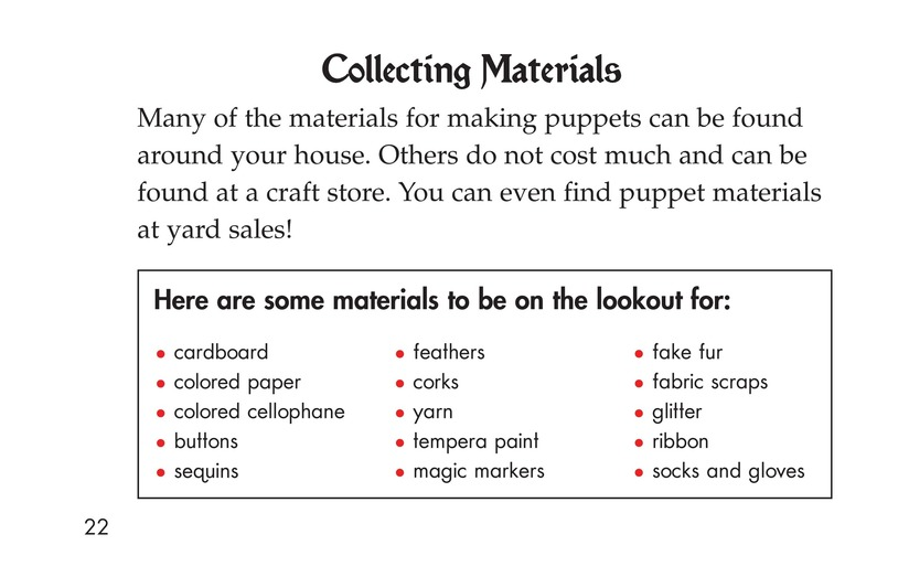 Book Preview For Puppets Page 22