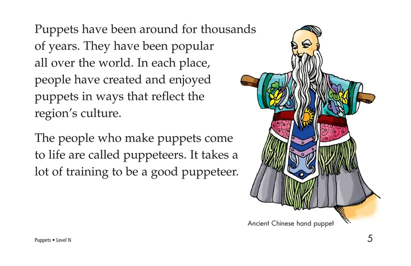 Book Preview For Puppets Page 5