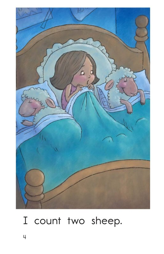 Book Preview For Bedtime Counting Page 4