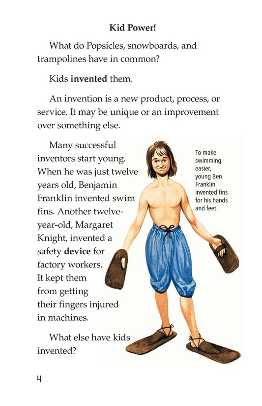 Book Preview For Kid Inventors Page 4