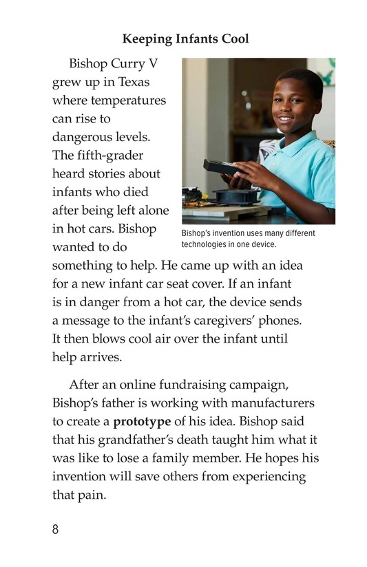 Book Preview For Kid Inventors Page 8