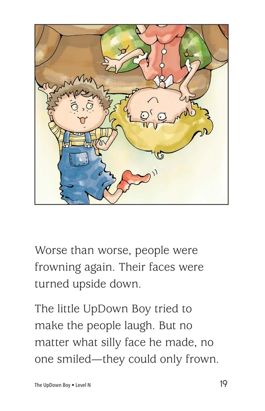 Book Preview For The UpDown Boy Page 19