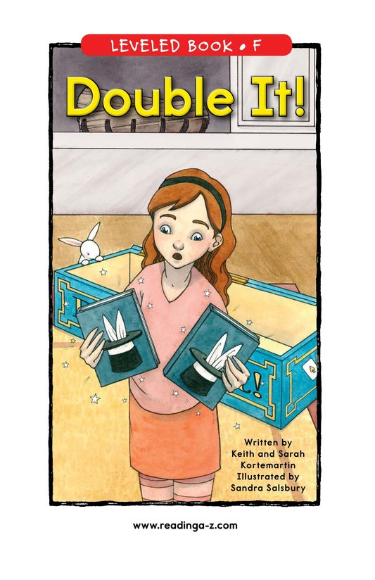 Book Preview For Double It! Page 1