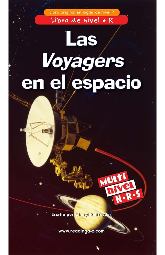 Book Preview For Voyagers in Space Page 1