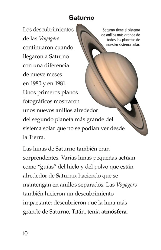 Book Preview For Voyagers in Space Page 10