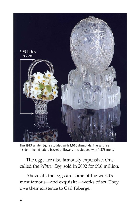 Book Preview For Fabulous Fabergé Eggs Page 6