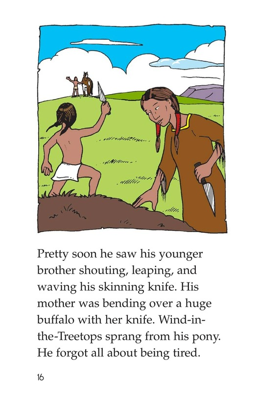 Book Preview For The Buffalo Hunt Page 16