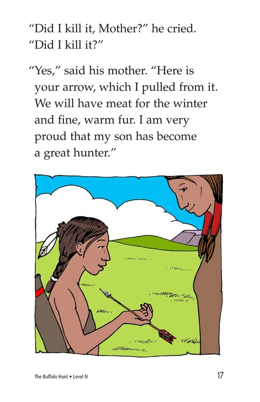 Book Preview For The Buffalo Hunt Page 17