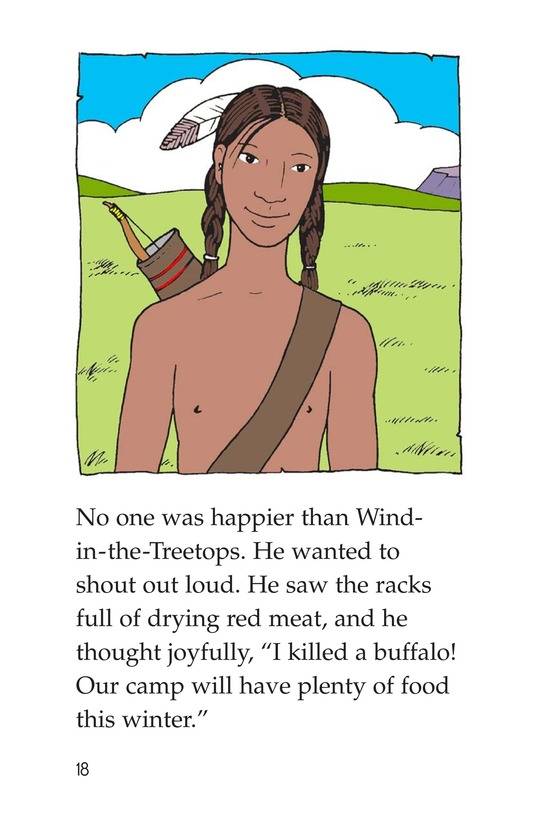 Book Preview For The Buffalo Hunt Page 18