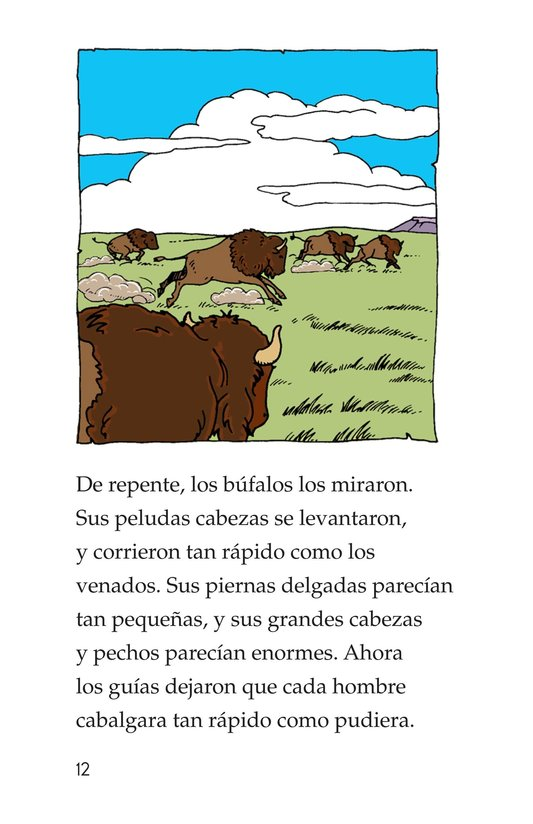 Book Preview For The Buffalo Hunt Page 12