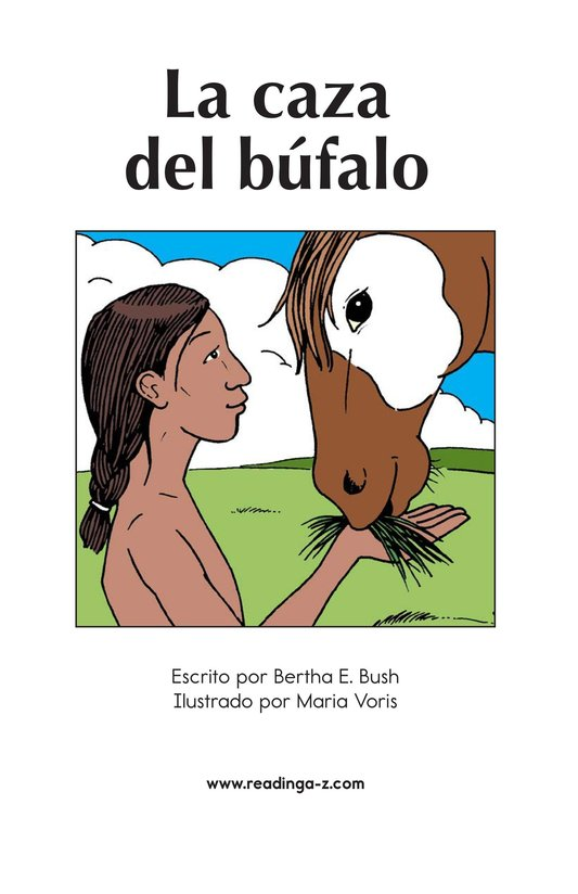 Book Preview For The Buffalo Hunt Page 2