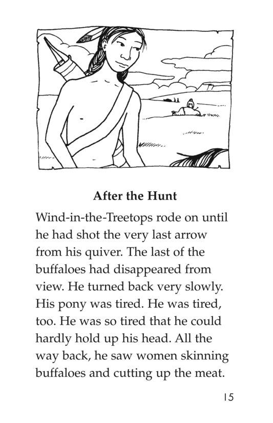 Book Preview For The Buffalo Hunt Page 15