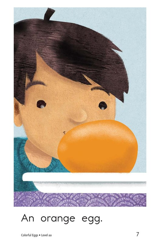 Book Preview For Colorful Eggs Page 7